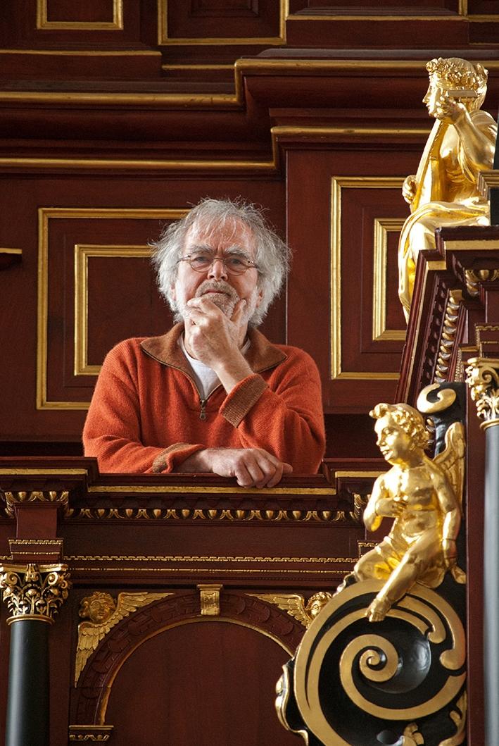 Orgelconcert eerbetoonnaan Zutphense componist