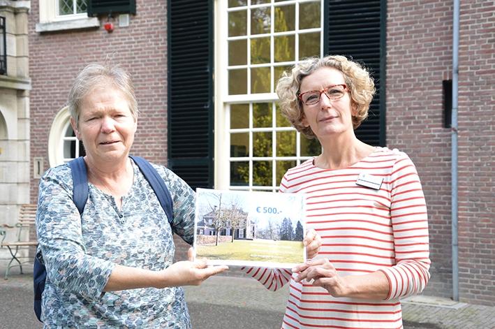 Klein Engelenburg steunt Actie Hongerpot