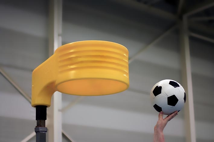 China verovert de korfbalwereld