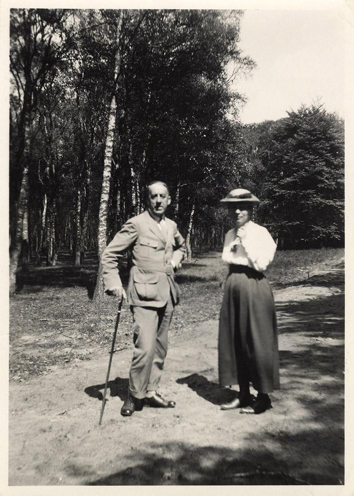 De invloed van Helene Kröller-Müller