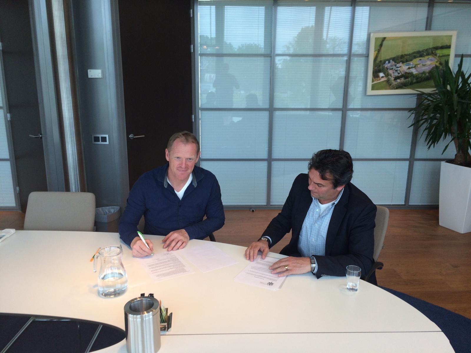 KVZ verlengt contract met hoofdsponsor GMB