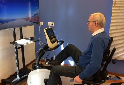 InteraktContour fietst om aandacht voor hersenletsel