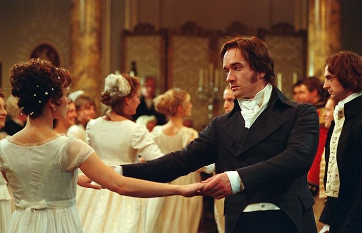 Historische dansen in museum