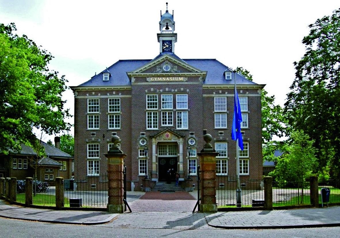 Gymnasium Apeldoorn gaat stemmen
