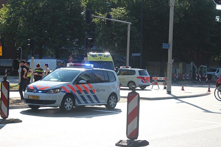 Ernstig ongeval op de Laan van Zevenhuizen