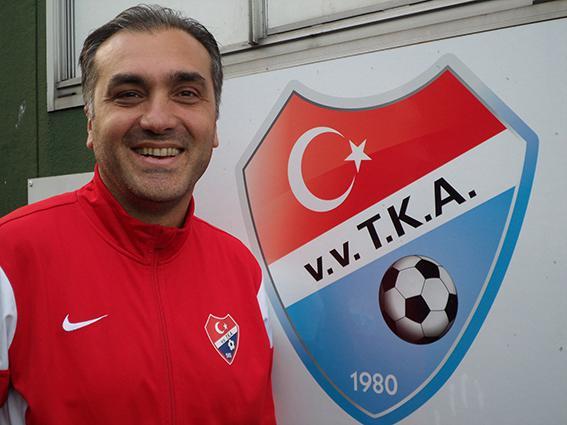 Duizendpoot Mehmet Tonca wil verder bouwen aan TKA