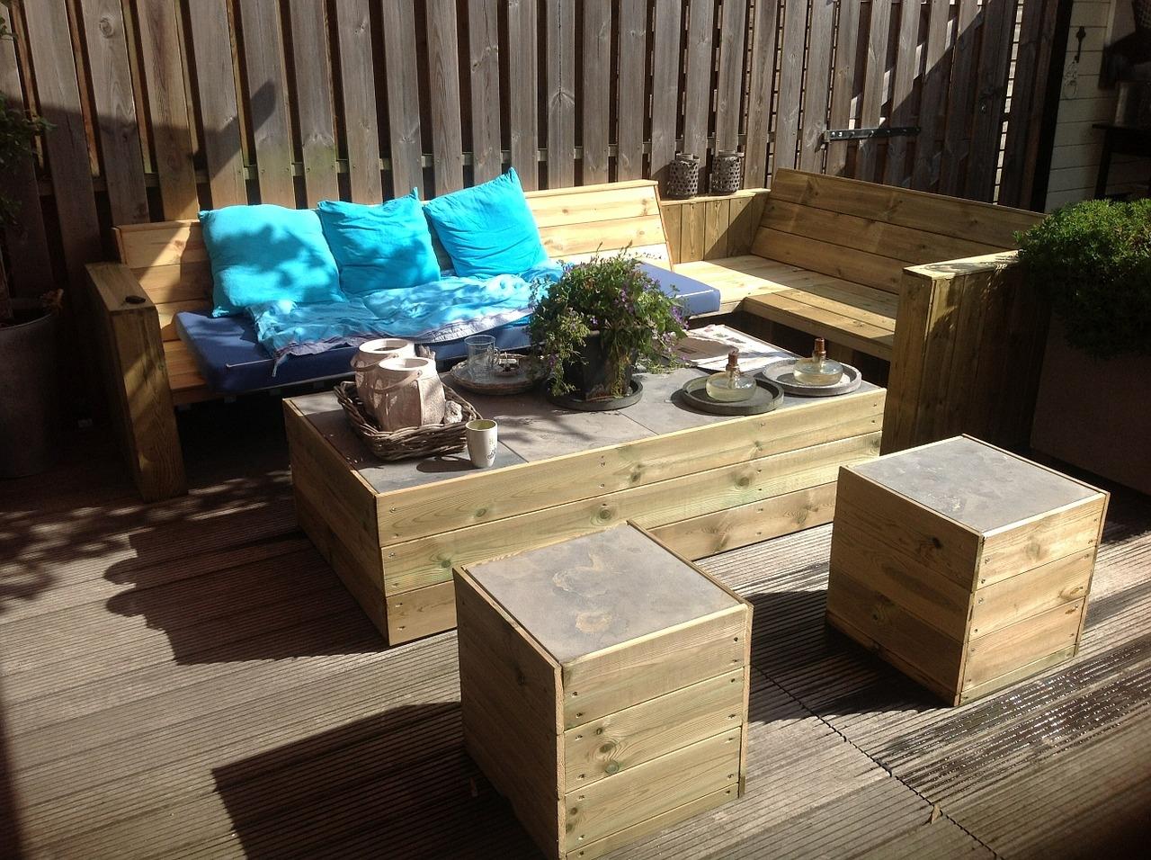 Hoe blijft uw tuinhout in goede conditie?