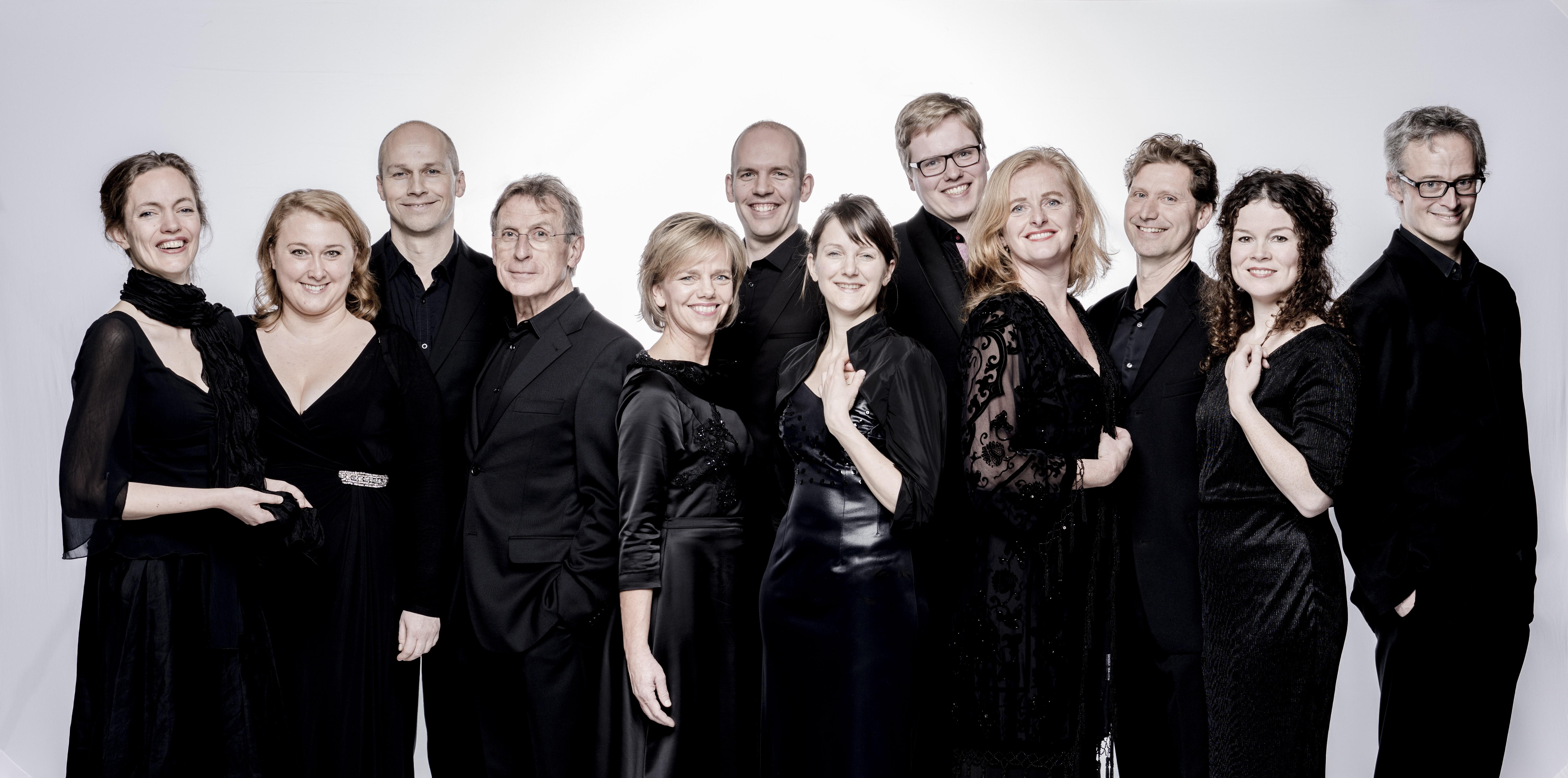 Afsluiting concertserie rond 500 jaar reformatie