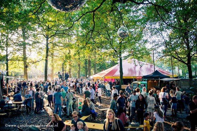 Roots in the Woods diep geworteld in de stad Apeldoorn'