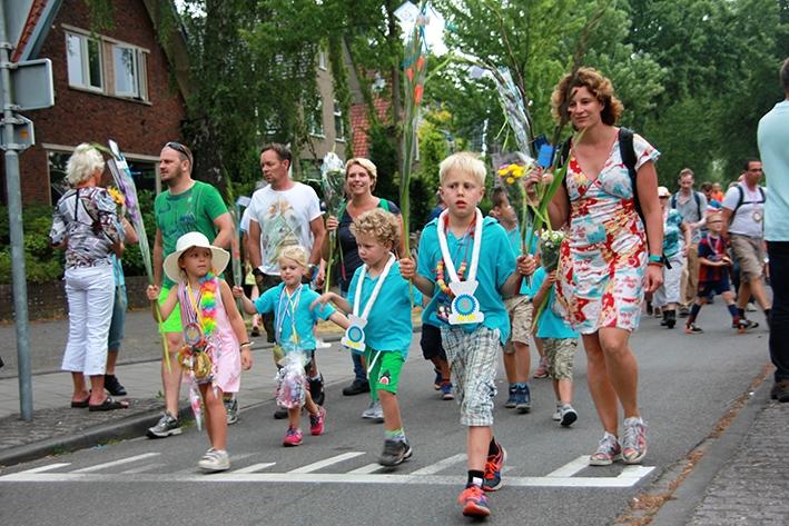 Duizend nieuwe deelnemers Avondvierdaagse