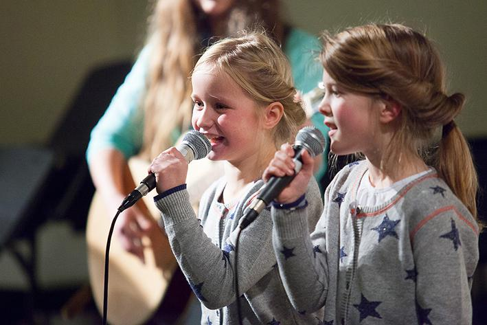 Midwinterconcert voor War Child