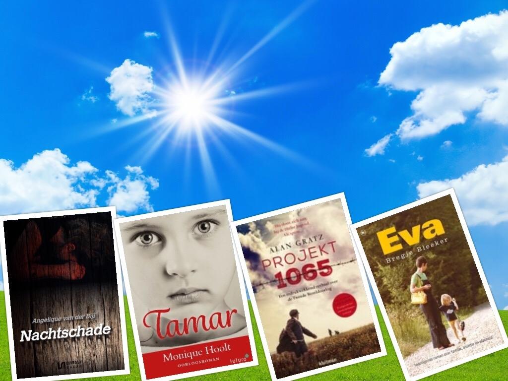 Beleef de Boekenweek in CODA