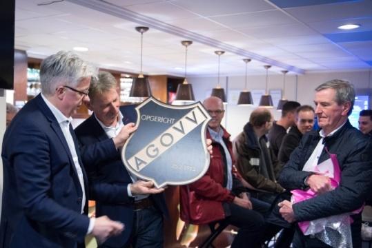 AGOVV viert 105-jarig bestaan