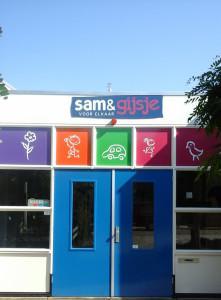 Kinderdagverblijf Sam&gijsje 25 jaar