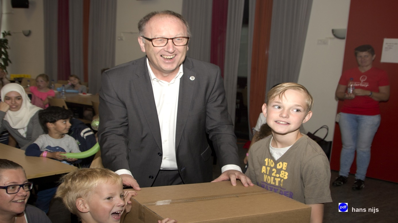 Zomerpretpakkettenvoor Deventer jeugd