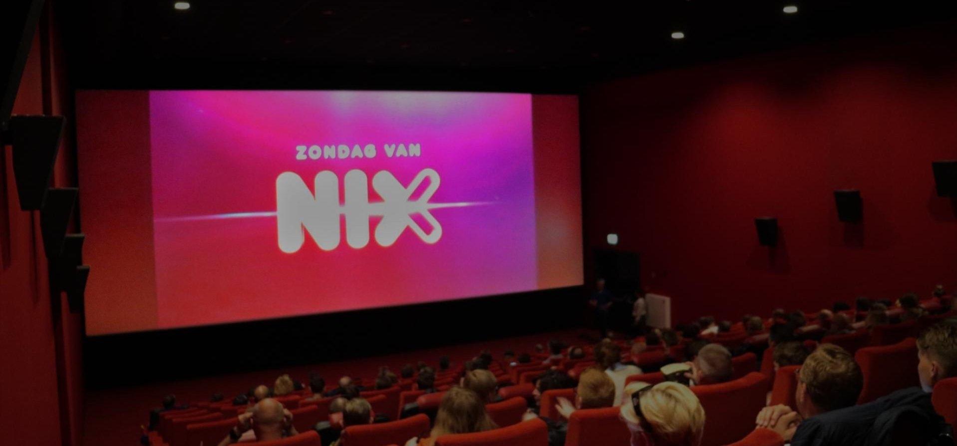 Ouders nemen massaal hun puber mee naar de film voor NIX