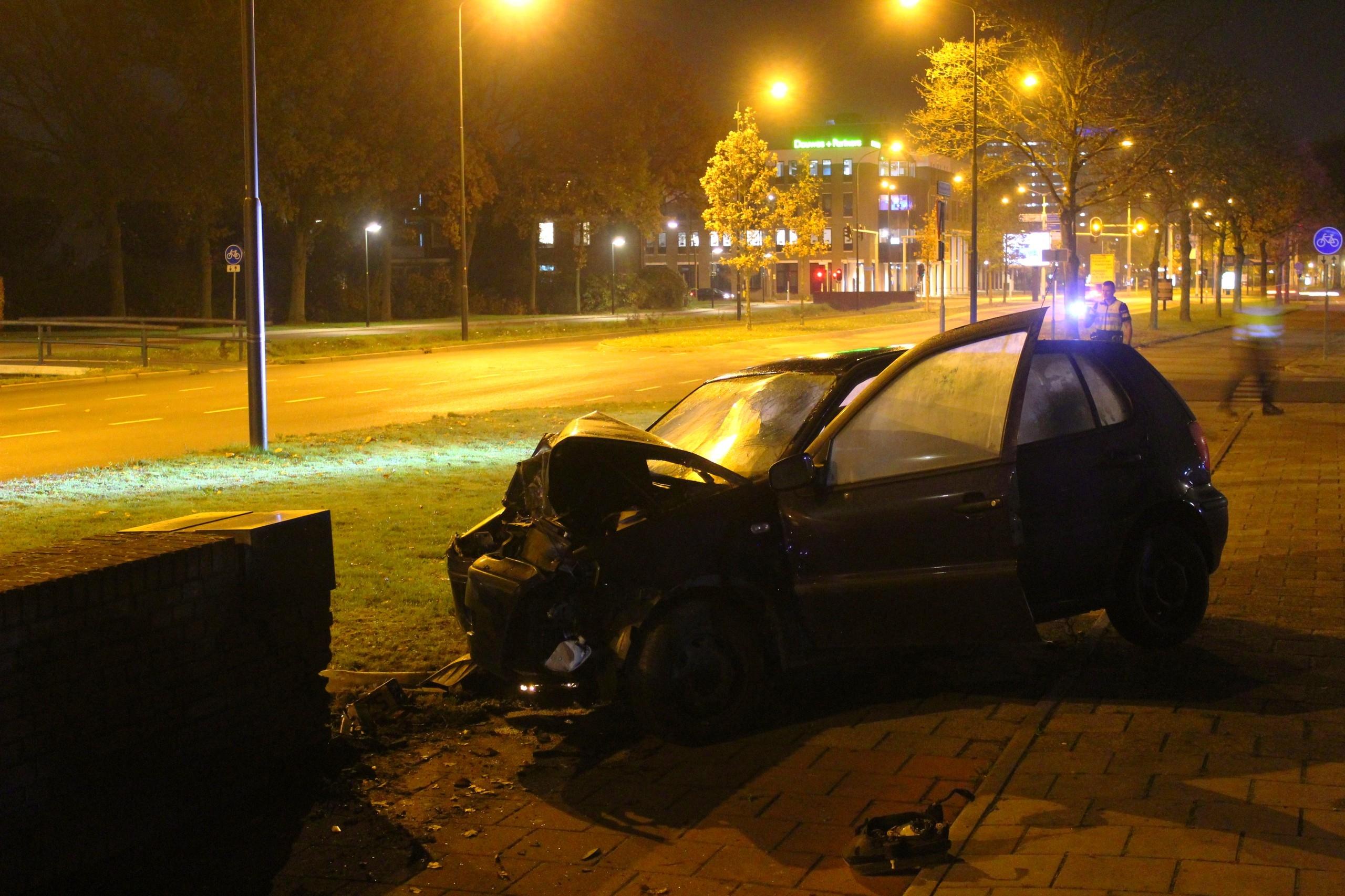 Ernstig gewond bij ongeval (update)