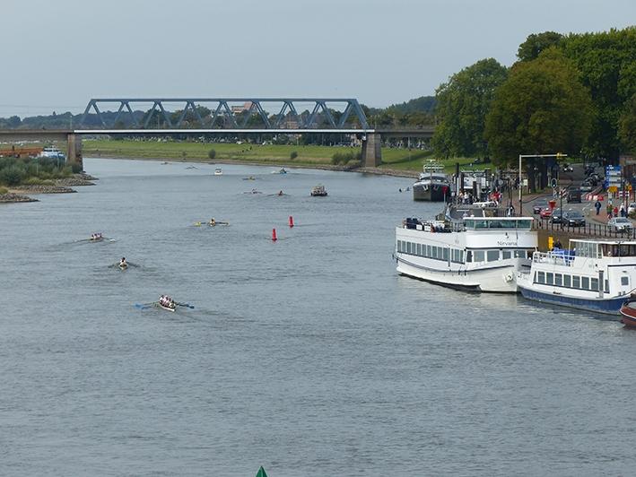 Roeitocht van Zutphen naar Deventer