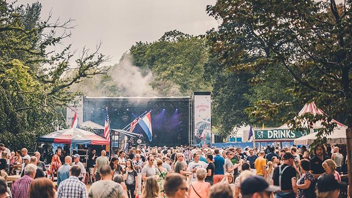 Grote namen op Deventer Stadsfestival