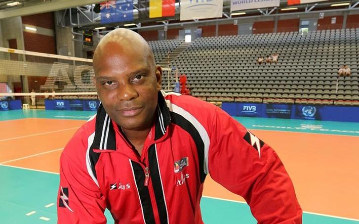 Volleyballers WSVwerken aan hun fysiek