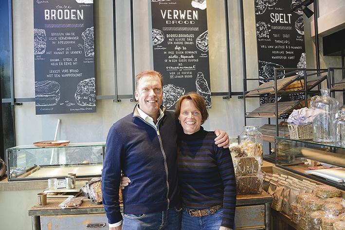 Echte Bakker Keurhorst viert opening nieuw pand met de klanten
