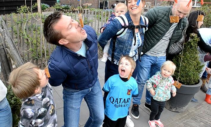 Deventer wil wereldrecord koekhappen
