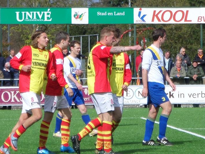 Trefzekere Van Schooten blijft met scherp schieten
