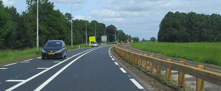 Mijlpaal verbetering veiligheiden doorstroming N348 Zutphen