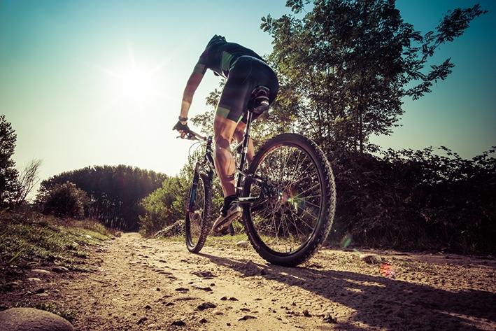 Veluwse Zomercompetitienmountainbike bij ETP Zutphen