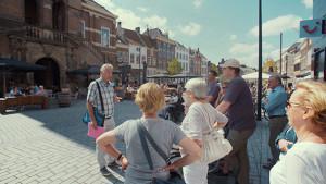 Al 20.000 deelnemers aan stadswandeling in Zutphen