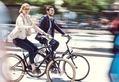 Campagne zet Deventer op de fiets