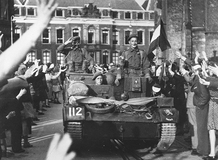 Herdenkingsmaand rond 75 jaar vrijheid