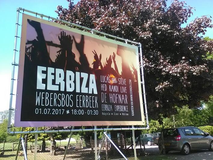 Dancefestival Eerbiza ondersteunt stichting KiKa