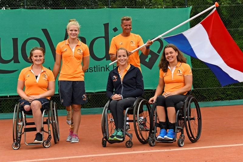 World Team Cup rolstoeltennis naar Apeldoorn