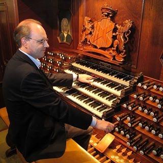Orgelconcert door Vincent de Vries uit Zuid-Korea