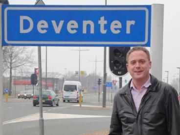 Alex Hogeslag wint Veiligheidsprijs 2016 Deventer