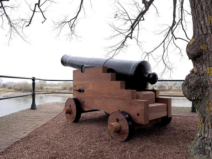 Kanon verdedigt Zutphen!
