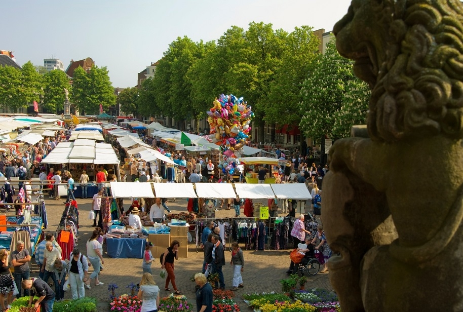 Goede Vrijdagmarkt in Deventer