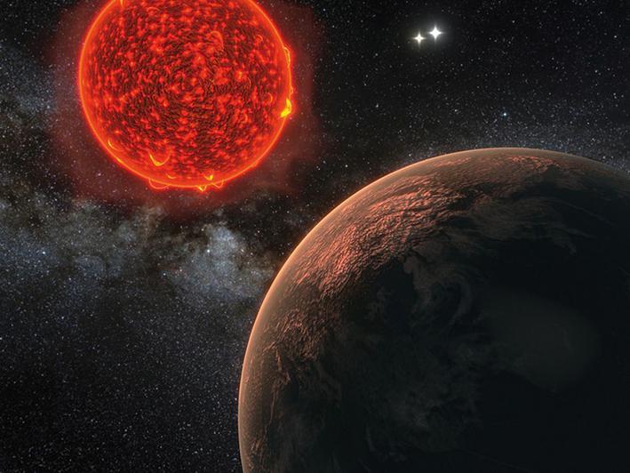 Lezing Planetenjagers bij Volkssterrenwacht