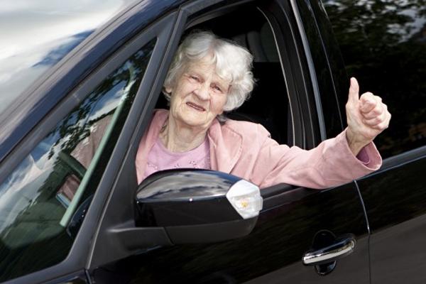 Opfriscursus rijbewijs nvoor senioren