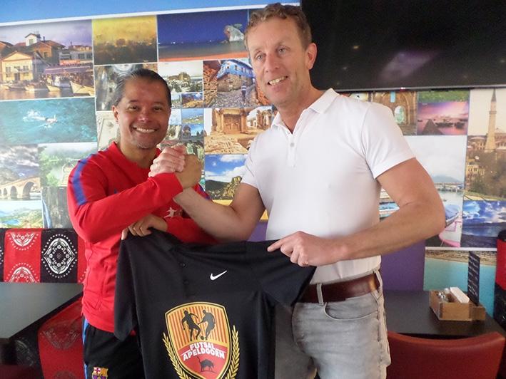 WSV en PFC verder als Futsal Apeldoorn