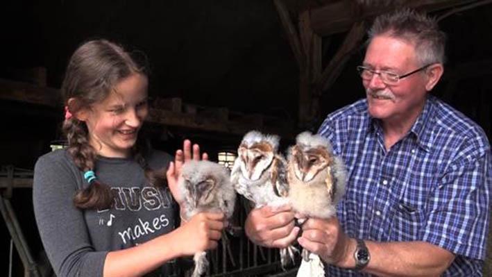 Kinderen meer bewust makenvan natuur in eigen omgeving