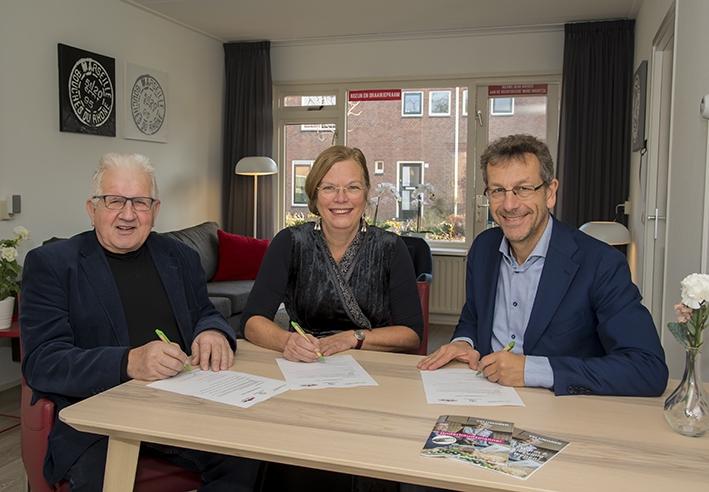 Samen gaan voor duurzame sociale huurwoningen
