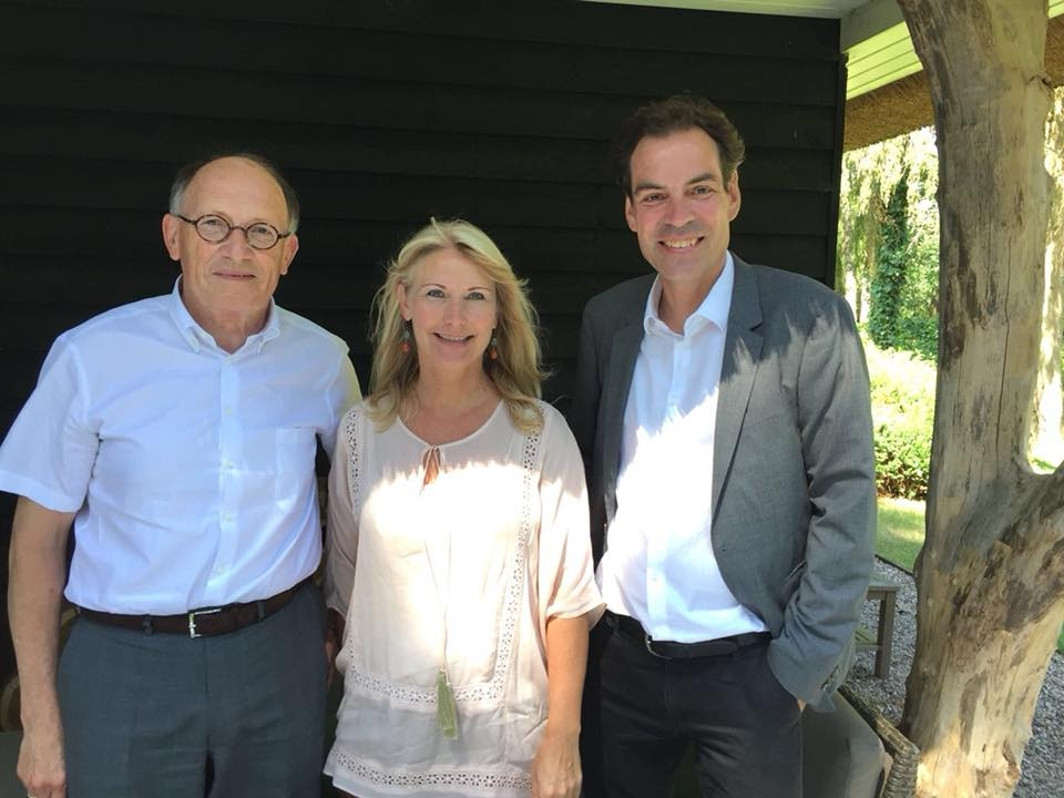 (Inter)nationale top naar Royal Polo at the Palace