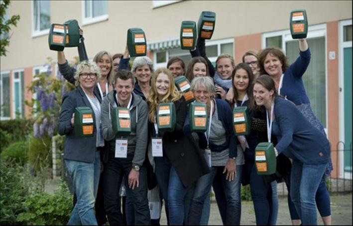 Acht organisaties collecteren voor Oranje Fonds