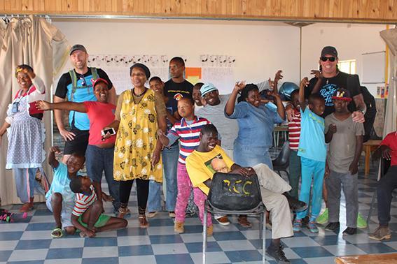 Sportieve samenwerking voor beterentoekomst Zuid-Afrikaanse kinderen