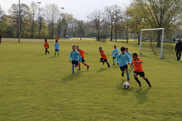 Sterke groei bij schoolvoetbal
