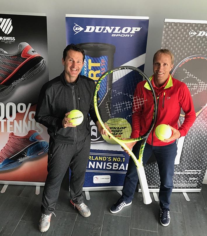 TennisEvents blij metnlangere samenwerking