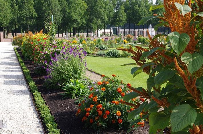 Paleis Het Loo nuofficieel botanische tuin