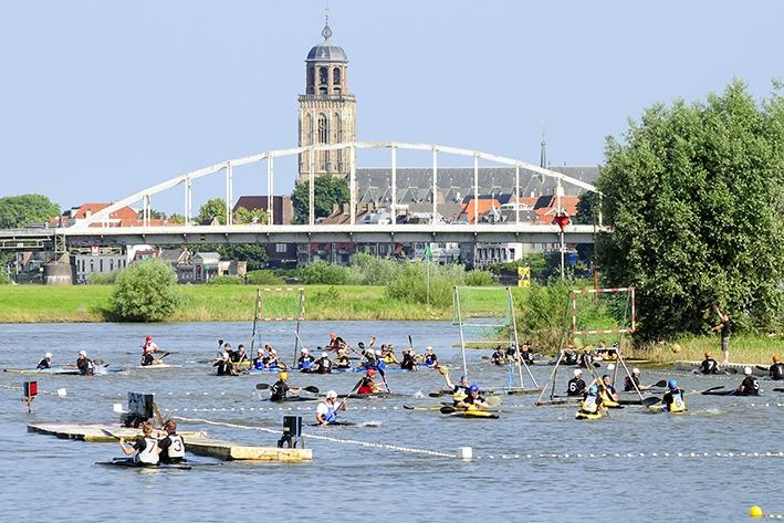 Kanopolotop komt naar Deventer